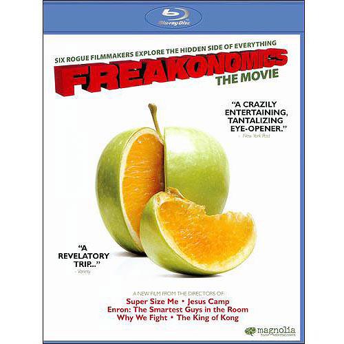 Freakonomics (Blu-ray)