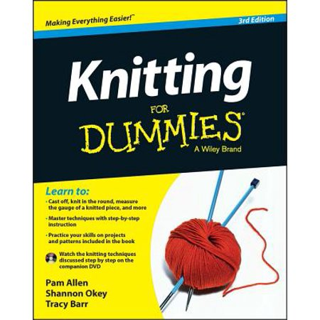 Knitting for Dummies ()