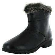 Womens Garda Walker Distressed Ankle Boot Shoe