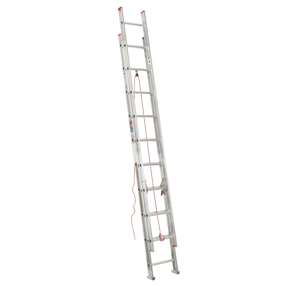 Werner 20' Aluminum Extension Ladder