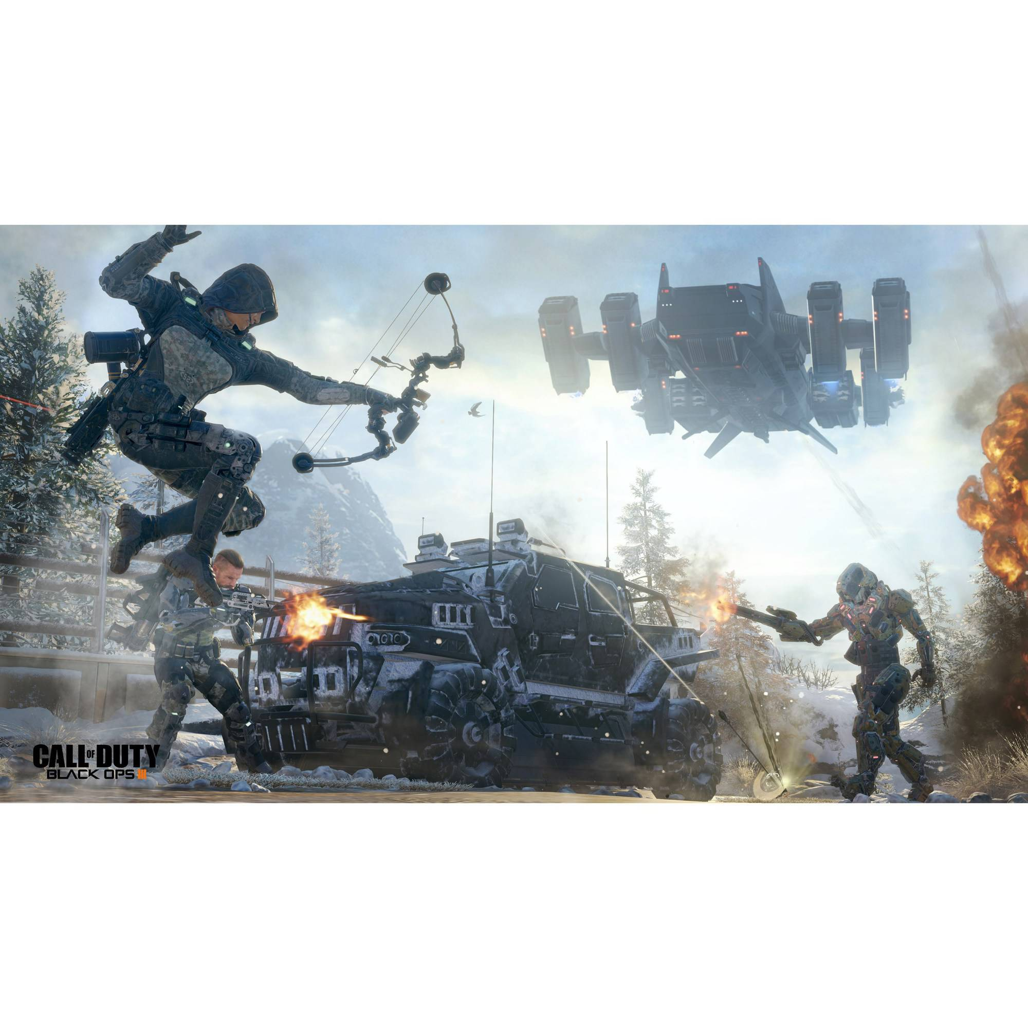 call of duty black ops iii (xbox 360) - walmart