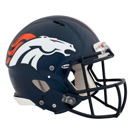Denver Broncos Fathead Giant Removable Helmet Wall Decal - No Size (Nfl Theme)