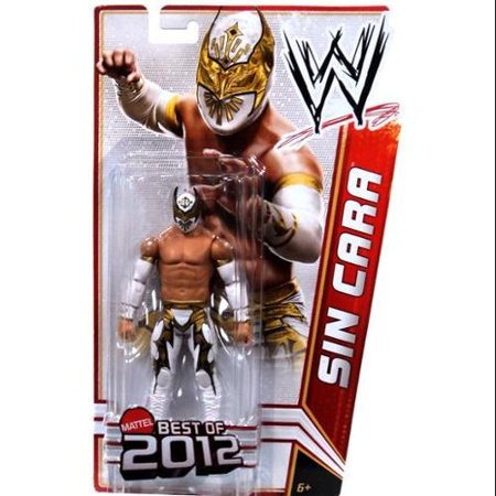 WWE Wrestling Best of 2012 Sin Cara Action Figure