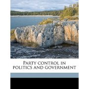 Party Control in Politics and Government