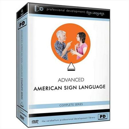 Harris Communications Dvd410 Advanced American Sign Language