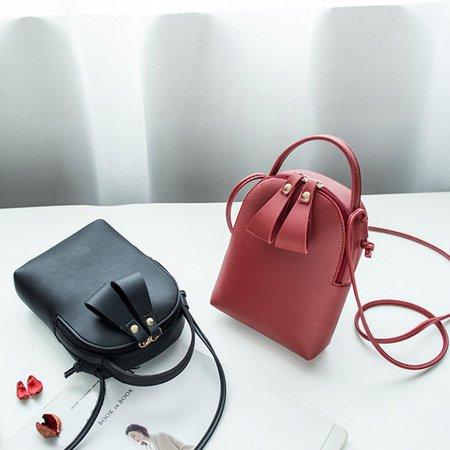Japan And South Korea Women'S Bag Mini Casual Square Bag Handbag Shoulder - image 4 de 5