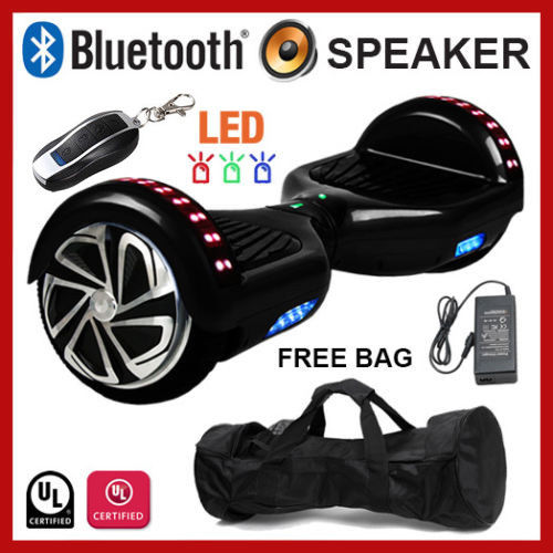 "6.5"" Scooter Skateboard Hoverboard on Sale Hoover Board Self-Balancing Two-Wheel Scooter Hoverboard Self... by Betruststores"