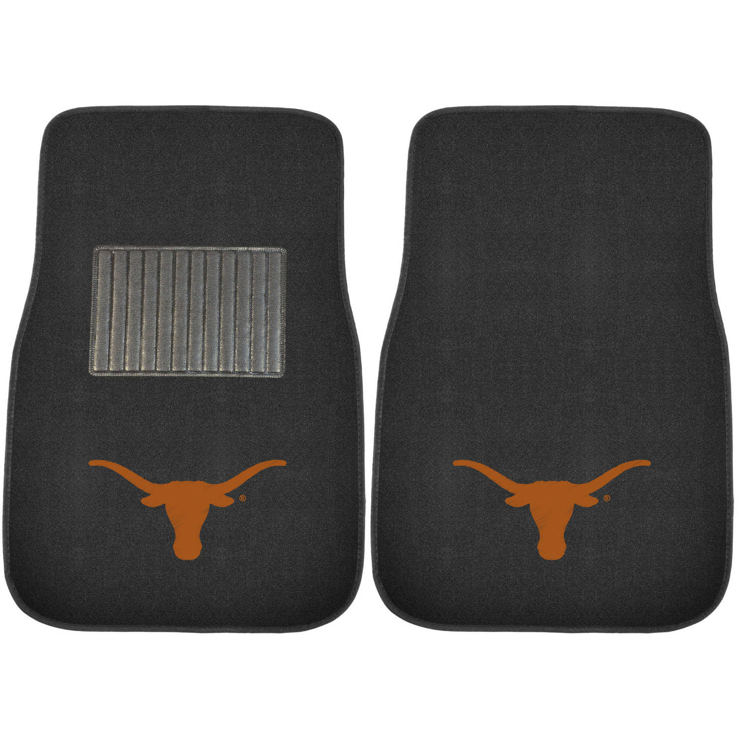 University of Texas Embroidered Car Mats