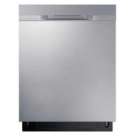 Samsung DW80K5050US - Dishwasher - built-in - Niche - width: 24 in - depth: 24 in - height: 34.1 in - stainless steel