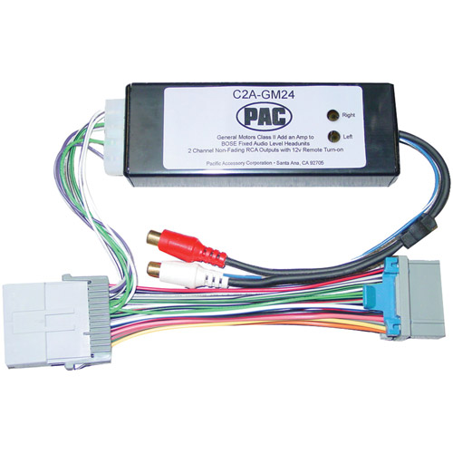 PAC C2A-GM24 Amplifier Interface for GM