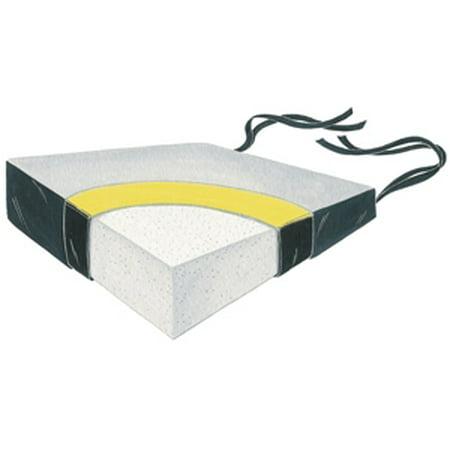 Wedged Foam Wheelchair Cushion with Soft Foundation - Item #754020 - 18