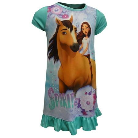Spirit Girls' Pajama Nightgown](School Spiritwear)