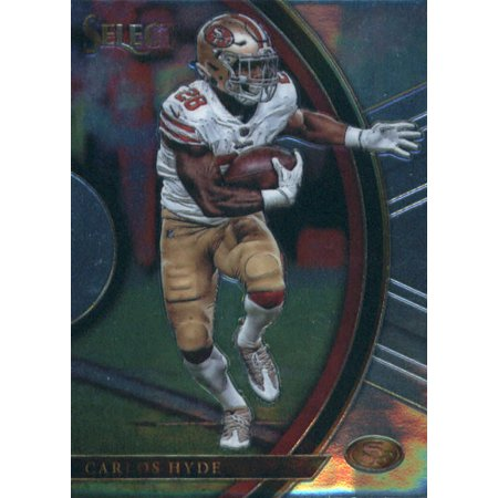 2017 Panini Select #91 Carlos Hyde San Francisco 49ers Football Card](Halloween Hyde 2017)