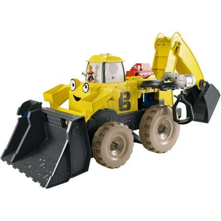 Bob the Builder Transforming Scoop