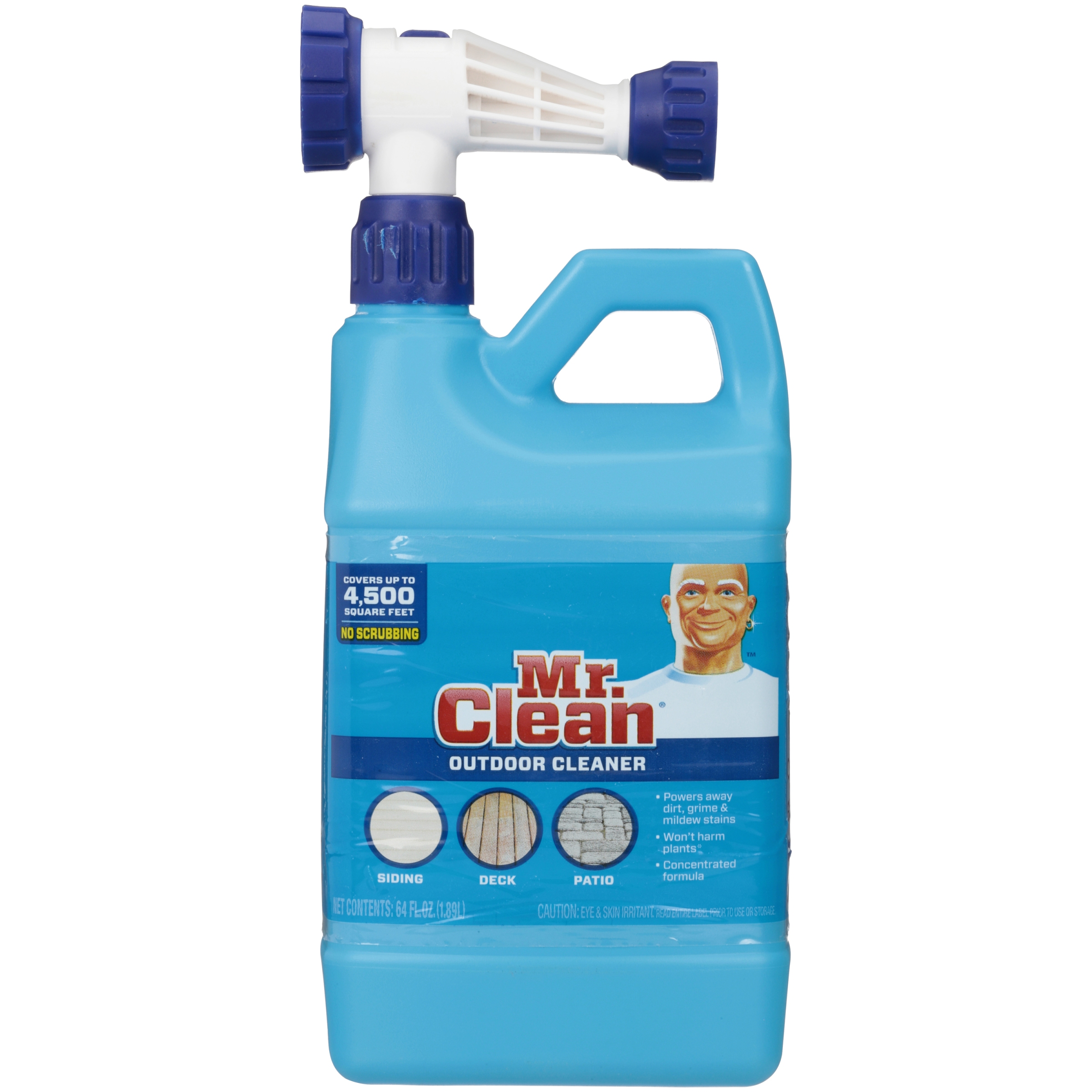 Mr Clean® Outdoor Cleaner 64 fl. oz. Jug