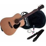 "Arcadia DL41 41"" Acoustic Guitar, Spruce"
