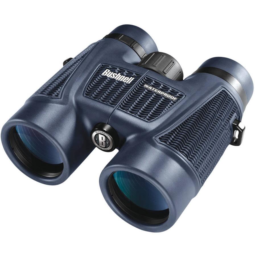Bushnell H2O Series Binoculars 10x42 Black Roof BAK-4 by Bushnell