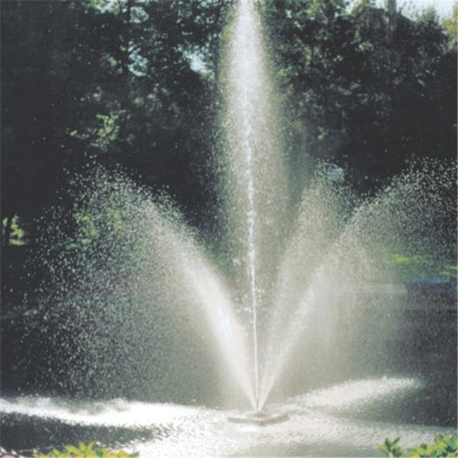 Scott Aerator 13000 Clover Fountain--115V - .5 HP