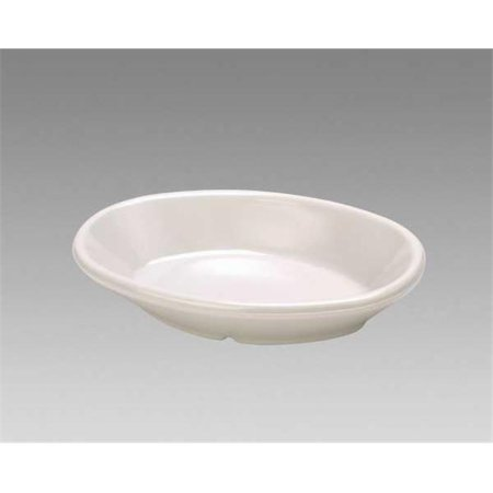 Gessner Products IW-0314BN 4 oz. Oval Dish- Case of 12