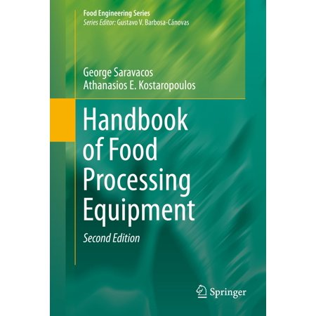 Used Food Processing Equipment (Handbook of Food Processing Equipment - eBook)