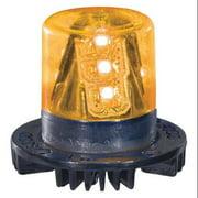 PSE AMBER HB915W LED Hide-A-Blast Strobe Lighthead, White