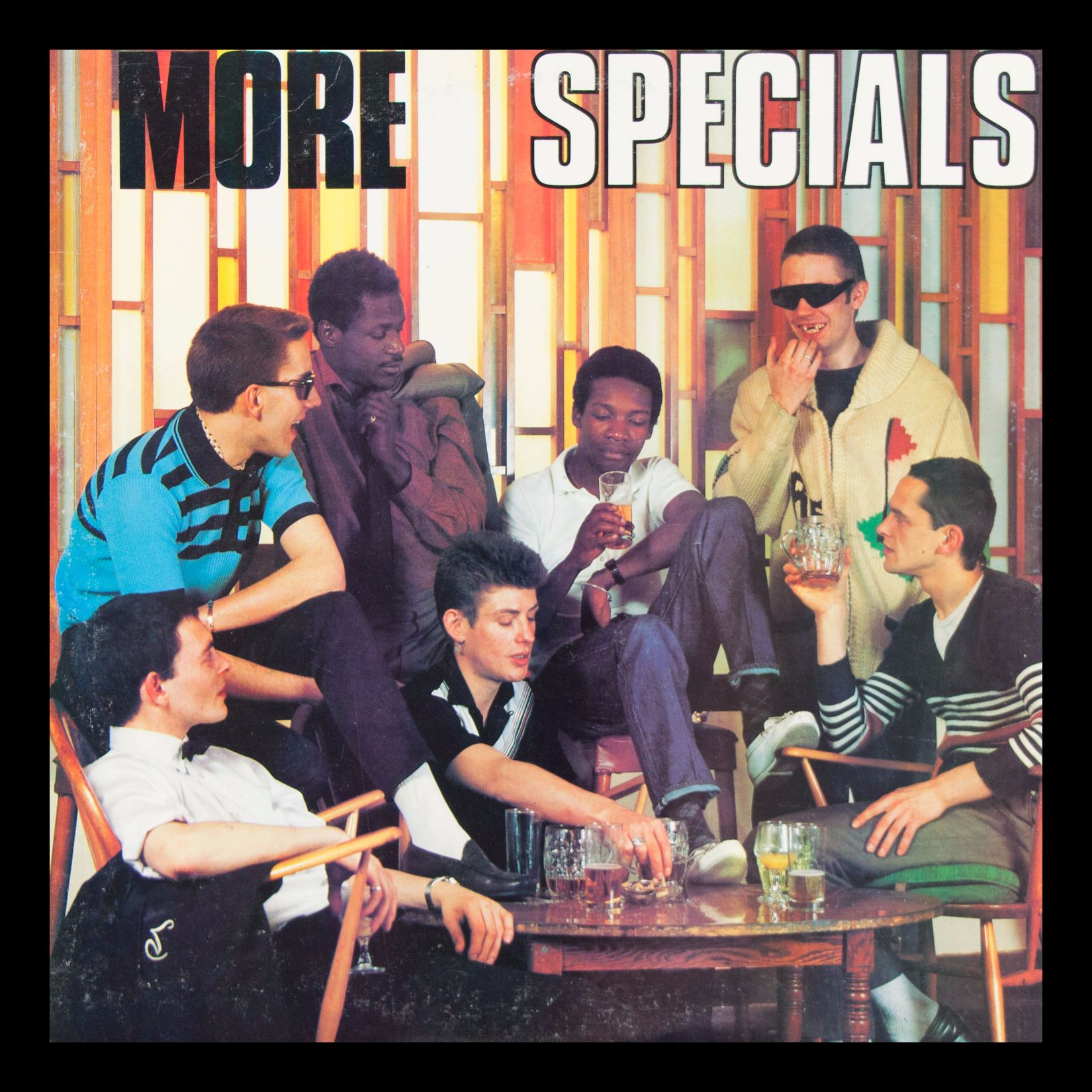 The Specials - More Specials - Vintage Album in Frame