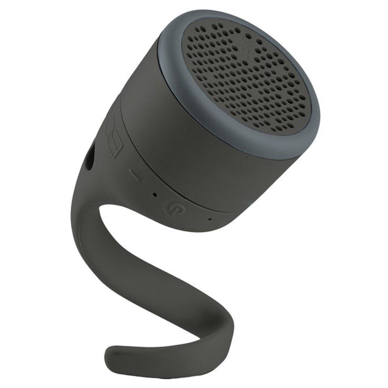 Polk Audio SMJGM Swimmer Jr. Bluetooth Outdoor Speaker (Gray/Mint)