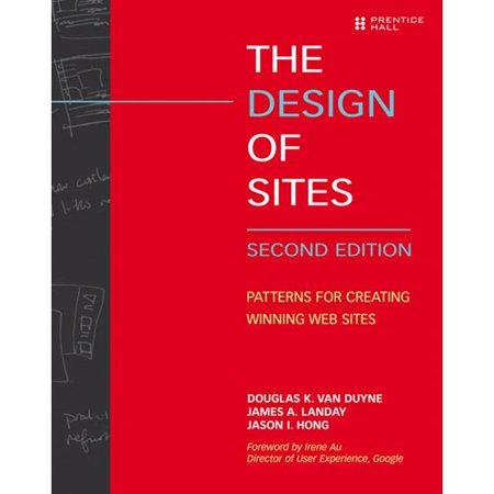 The Design Of Sites  Patterns For Creating Winning Web Sites