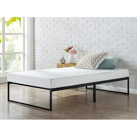 Zinus 12 Inch Platforma Bed Frame / Mattress Foundation/ No Box Spring needed / Metal Slat Support, Twin