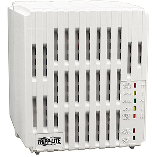 Tripp Lite 1200-Watt 4-Outlet Line Conditioner And Voltage Regulator
