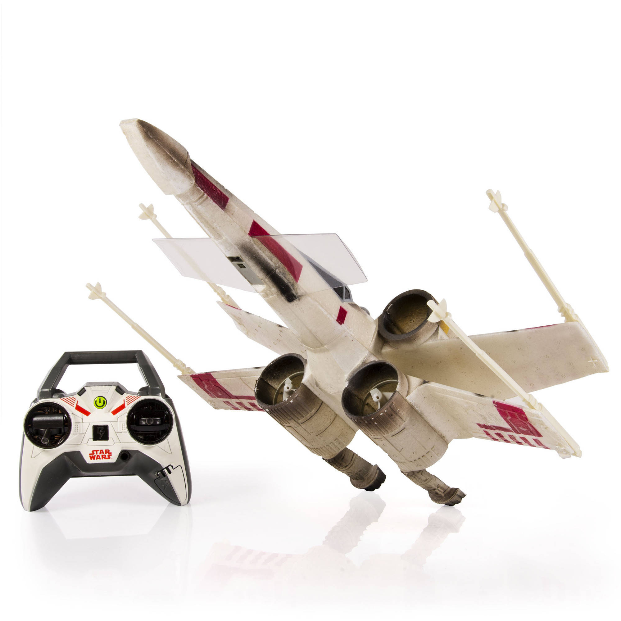 Air Hogs Star Wars Remote Control X-Wing Starfighter by DONG GUAN LAM SUN PLASTIC PRODUCTS CO.,LTD