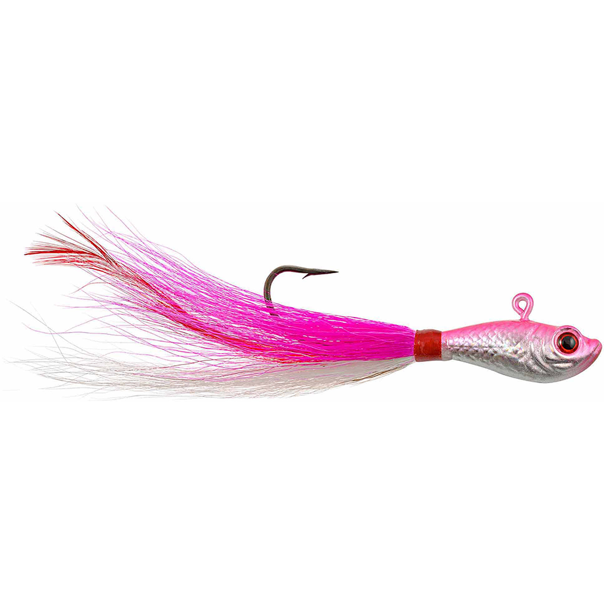 Click here to buy Hurricane 3D Eye Bucktails, 1 2 oz by Hurricane.