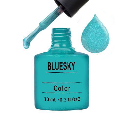 Bluesky 0.33oz Soak Off UV Gel Nail Polish Blue, HOTSKI TO TCHOTCHKE, 529