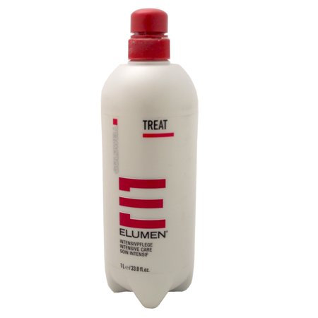 Elumen Treat Intensive Care For Hair Colored With Elumen by Goldwell for Unisex - 33.8 oz (Goldwell Elumen Care)