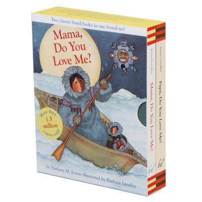 Mama, Do You Love Me? & Papa, Do You Love Me? Boxed Set