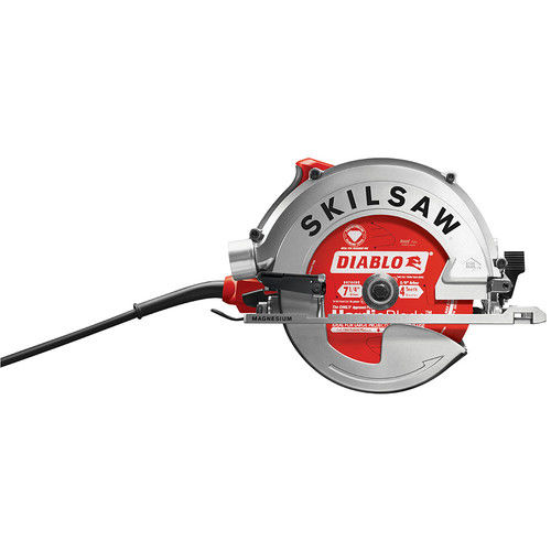 SKILSAW SPT67FMD-22 SideWinder 15 Amp 7-1 4 in. Circular Saw for Fiber Cement by Skilsaw