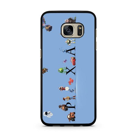 Pixar Galaxy S7 Edge Case