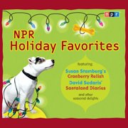 NPR Holiday Favorites - Audiobook
