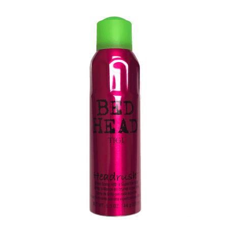 Tigi Bed Head Headrush 5.3 Oz, Shine Spray With Superfine Mist