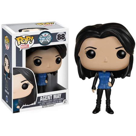Agents of S.H.I.E.L.D Agent May Pop! Vinyl Bobblehead,  Movie Collectibles by Funko