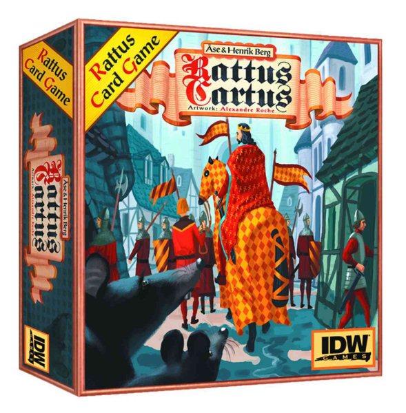 Rattus Cartus the Card Game