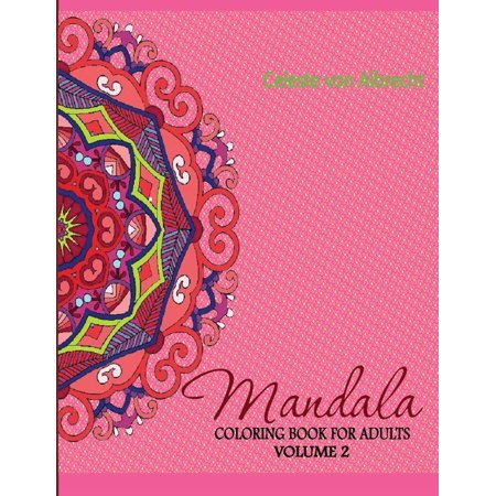 Mandala: Coloring Book for Adults, Volume 2 - Printable Coloring Pages Halloween For Adults