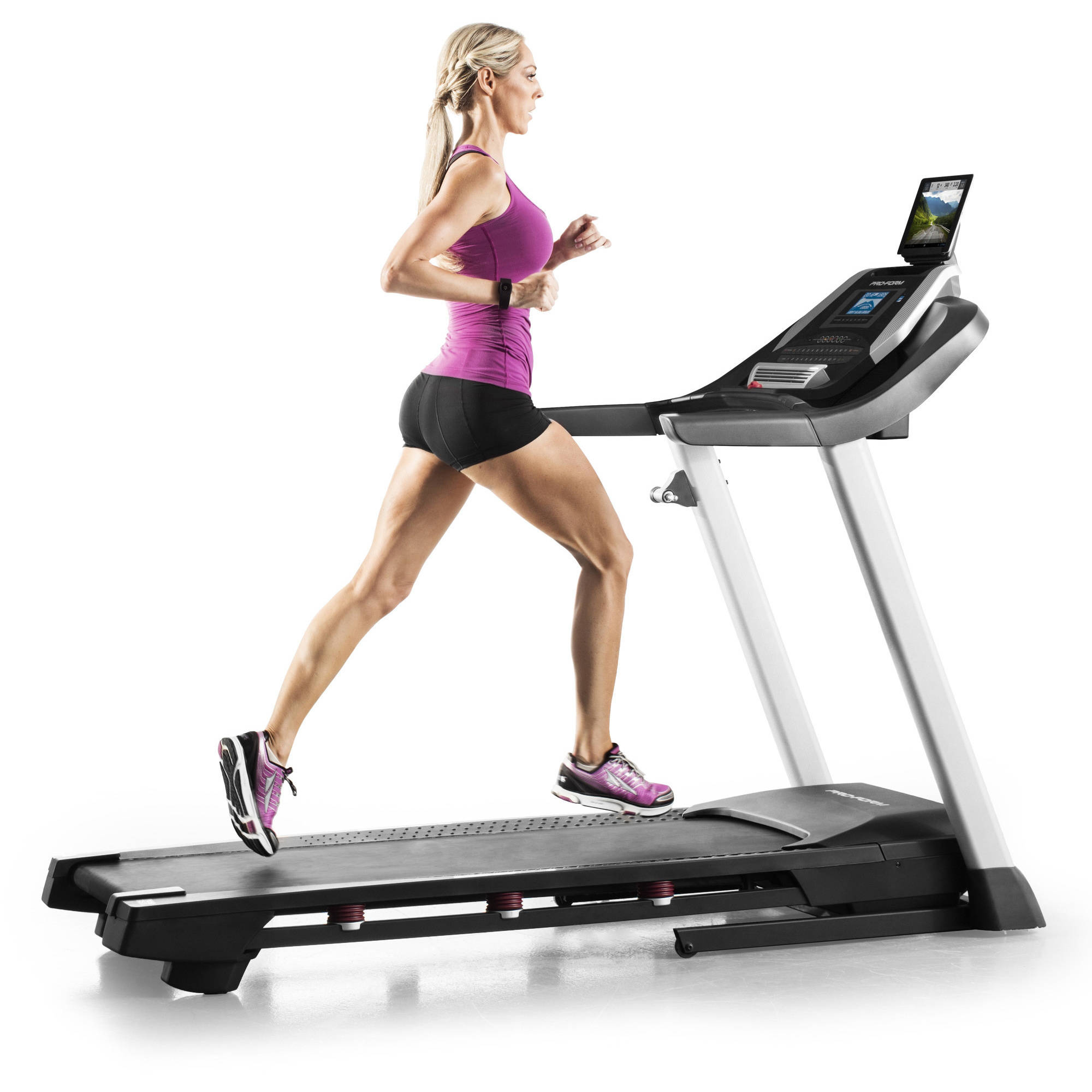 ProForm 705 CST Folding Treadmill with 2.75 CHP Motor and 12% Auto Incline