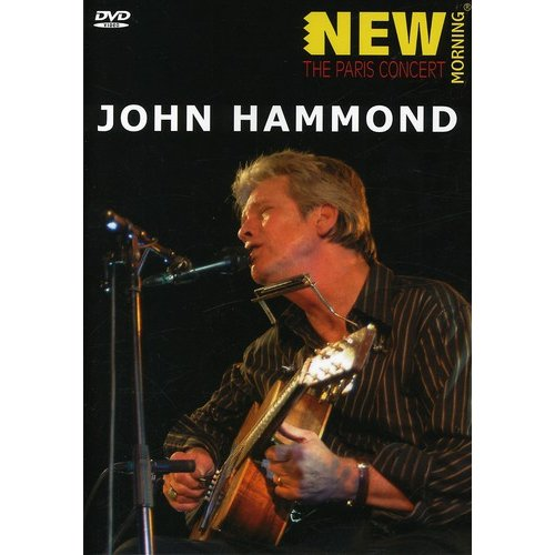 John Hammond: The Paris Concert