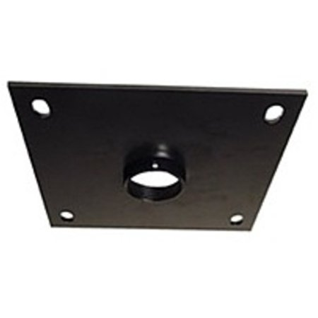 Chief Projector Lift - Chief CMA-110 8 x 8 inches Projector Ceiling Mount Plate - Black