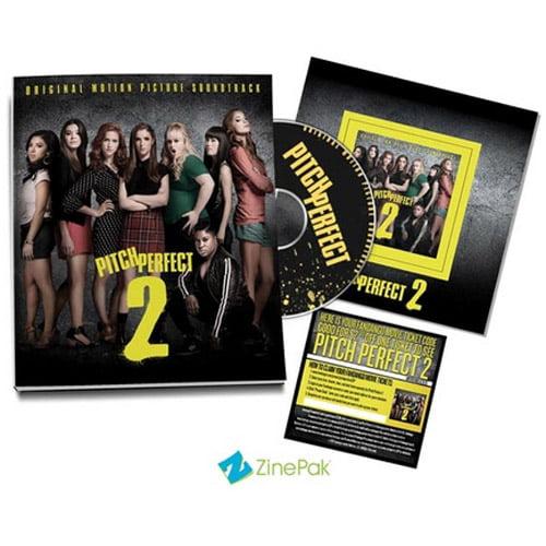 Pitch Perfect 2 (Original Motion Picture Soundtrack) ZinePak (Walmart Exclusive)