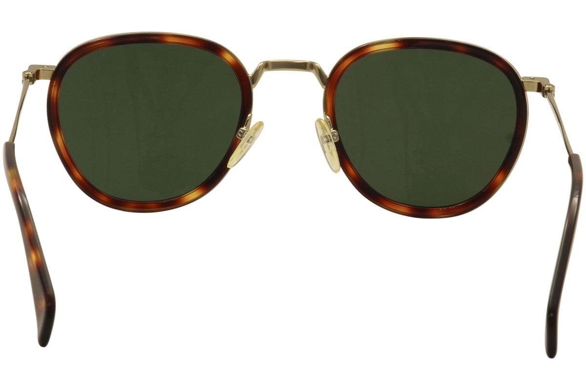 53362ac7ec3 C╔LINE - Celine Women s CL41423S CL 41423 S 3UA-85 Havana Gold Fashion  Sunglasses 48mm - Walmart.com