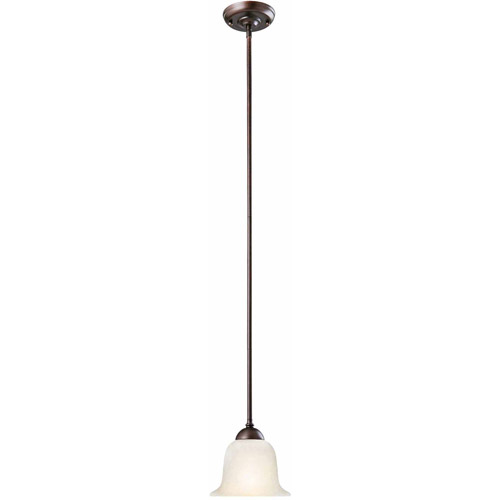 Design House 517730 Ironwood Mini Pendant, Brushed Bronze Finish