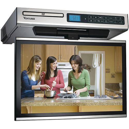 "Venturer 15"" Class LCD Under-Cabinet TV, KLV39150"