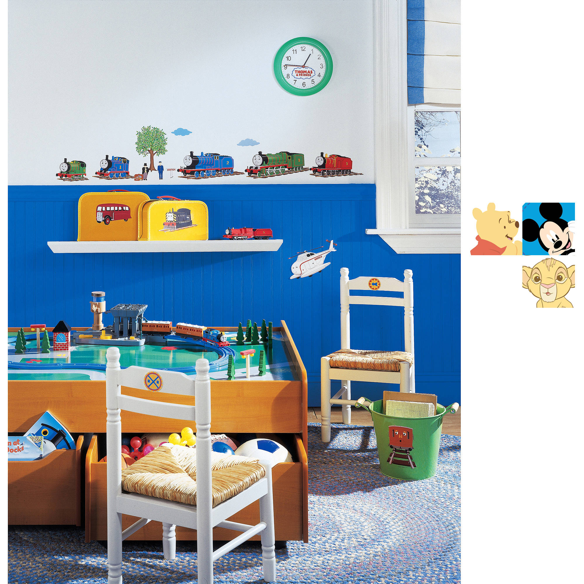 Thomas the Train Wall Decals